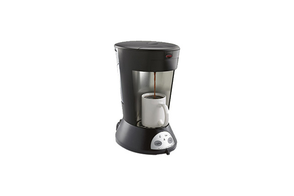 Commercial coffee brewers and accessories